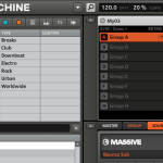 NATIVE INSTRUMENTS MASCHINE のお勉強