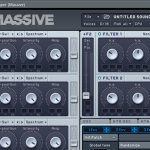 NATIVE INSTRUMENTS MASSIVE で音作り