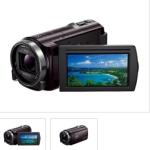 海外旅行用のビデオカメラSONY CX430VとCX630Vを比較検討してみる