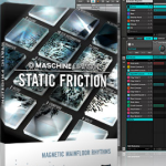 NI MASCHINE 新Expansion登場!STATIC FRICTION