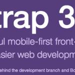 Bootstrap の新しいバージョン3がお試し公開中