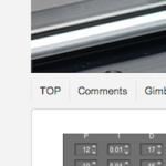 【お知らせ】Gimbal関連でコメント沢山ありがとうございます