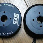 DYS GM60-80T Brushless Gimbal Motor の取り付け