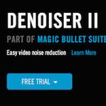 ノイズが消える!!しかも、1クリック!DENOISER II のお試し版で遊ぶ(挫折編)