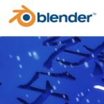 無料の3Dソフト Blender と無料の3Dモデルで完璧(笑)