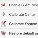 DJI RONIN-M 撮影テスト「Calibrate System」後