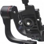 ネジを使って Pilotfly H1+ と GH3 12-35mmF2.8でバランス調整