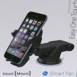 SmartTap 車載ホルダー EasyOneTouch2 が強力吸盤で凄いぞ(追記)
