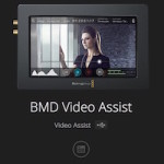 BMD VIDEO ASSISTの設定と Utilityでファームアップしてみた