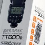 Fomito (GODOX) TT600S カメラフラッシュ開封編