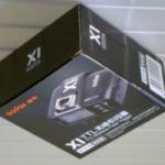 Godox X1T-S 2.4G TTL ワイヤレスフラッシュトリガー 送信機を開封