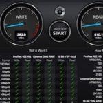 新しい動画編集用PCの購入パーツ色々とHDDスピードテスト