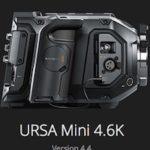 URSA mini, DavinciResolve & FinalCutProX 年末アップデート祭り