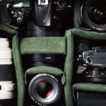 エレコム GRAPH GEAR NEO カメラバッグDGB-P01BKにジンバルを入れる