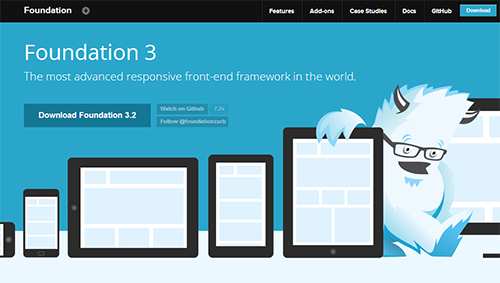 Foundation  The Most Advanced Responsive Front-end Framework from ZURB-143834