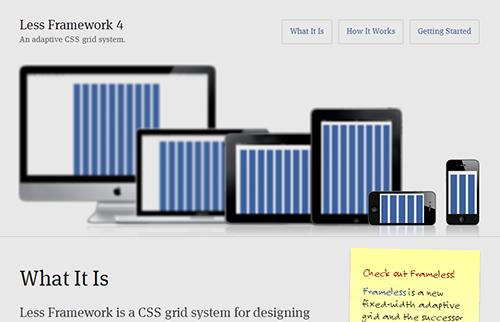 Less Framework 4-151300